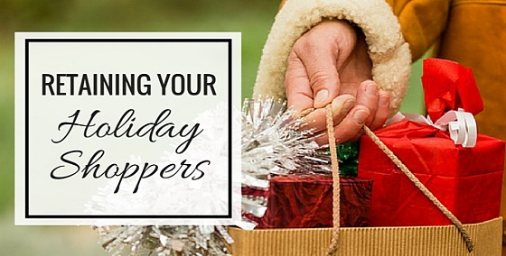 Retaining Your Holiday Shoppers - BMT Micro