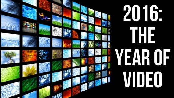 2016 - The Year of Video - BMT Micro